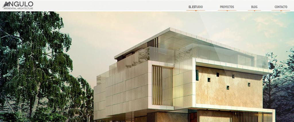 Angulo-Arquitectura
